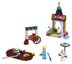 LEGO Disney Princess 41155 Elzina dogodivščina na tržnici
