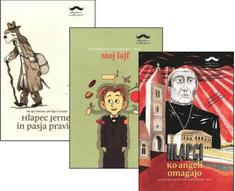 Žiga Gombač, Boštjan Gorenc, Andrej 'Roza', D. Stepančič: Cankar v stripu