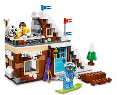 LEGO Creator 31080 Modularne zimske počitnice