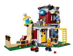 LEGO Creator 31081 Modularna skejterska kuća