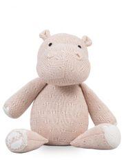 Jollein Stuffeld animal Soft knit hippo