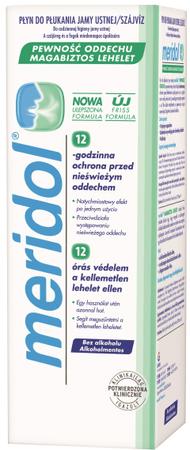 Meridol Safe Breath szájvíz 400 ml
