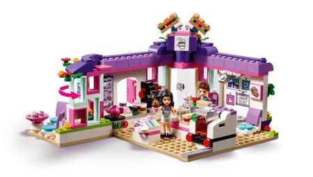 LEGO Friends 41336 Emma kávézója