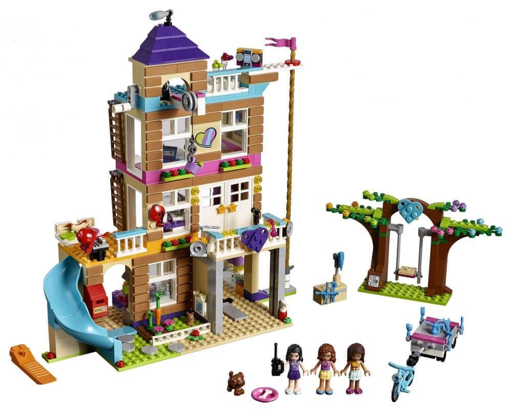 3302b8db0 LEGO Friends 41340 Dům přátelství