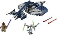 LEGO Star Wars™ 75199 Ścigacz bojowy generała Grievousa