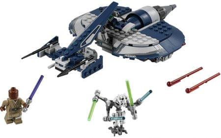 LEGO Star Wars 75199 Bojni dirkalnik generala Grievousa
