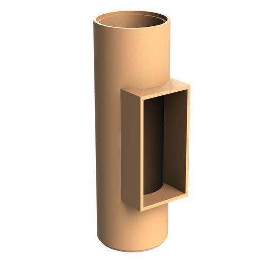 Almeva Komínový čistič DN 180 mm, keramický