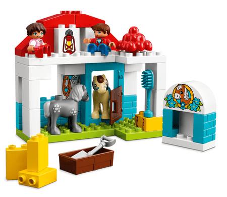 LEGO DUPLO® 10868 Stajnia z kucykami