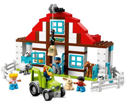 LEGO DUPLO® 10869 Przygody na farmie