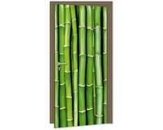 Dimex Fototapeta na dvere DL-021 Bambus 95 x 210 cm
