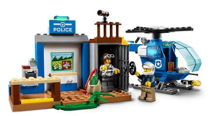 Lego Juniors 10751 Górski Pościg Policyjny Mallpl