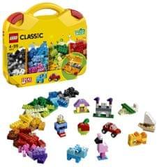 LEGO Classic 10713 Kreatív bőrönd