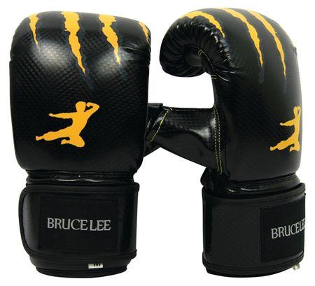 Boksarske rokavice Bruce Lee, črne, 10 oz.