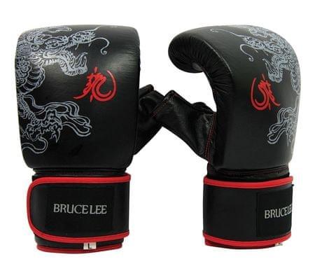 boksarske rokavice za vrečo, XL, črno-rdeče