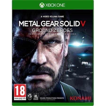 Konami Metal Gear Solid V: Ground Zeroes(XBOX One)