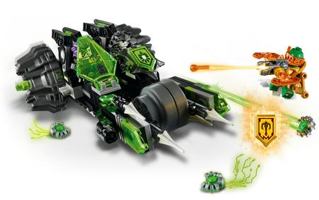 LEGO NEXO KNIGHTS 72002 Dvojna okužba