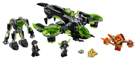 LEGO NEXO KNIGHTS 72003 Berserkerski bombnik