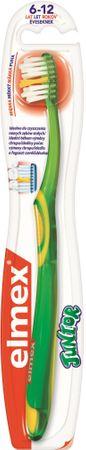 Elmex szczoteczka do zębów dla dzieci Junior 6-12