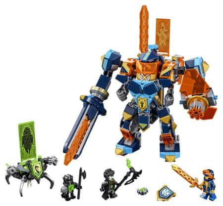 LEGO NEXO KNIGHTS™ 72004 Tech leszámolás