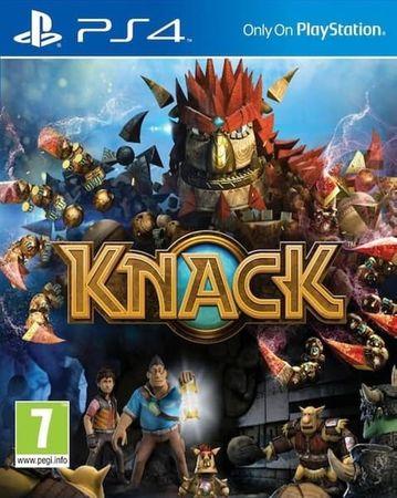 Sony igra Knack (PS4)