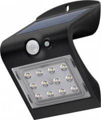 Goobay LED solarna zidna svjetiljka sa senzorom pokreta, 1,5 W