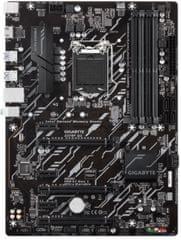 Gigabyte matična plošča GA Z370P D3, DDR4, SATA3, USB3.1Gen1, HDMI, LGA1151 ATX
