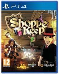 Excalibur Publishing igra Shoppe Keep (PS4)