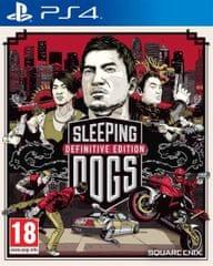 Square Enix igra Sleeping Dogs DE (PS4)