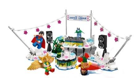 LEGO Batman Movie 70919 Zabava ob obletnici Justice League