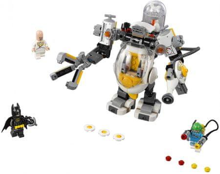 LEGO Batman Movie 70920 Tojásfej™ robot ételcsatája