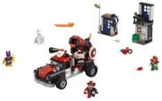 LEGO Batman Movie 70921 Harley Quinn™ ágyúgolyós támadása