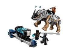 LEGO Super Heroes 76099 - Orrszarvú párharc a bányánál