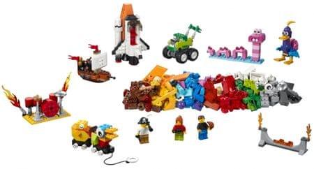 LEGO Classic 10405 Misija na Mars