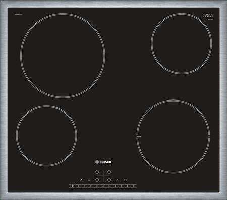 Bosch steklokeramična kuhalna plošča PKE645FP1E