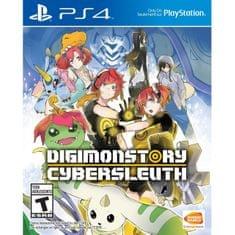 Namco Bandai Games Digimon Story: Cyber Sleuth - Hacker's Memory (PS4)