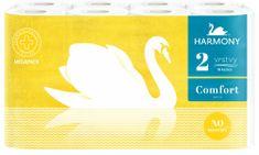 Harmony Toaletní papír Comfort 2-vrstvý 16 rolí