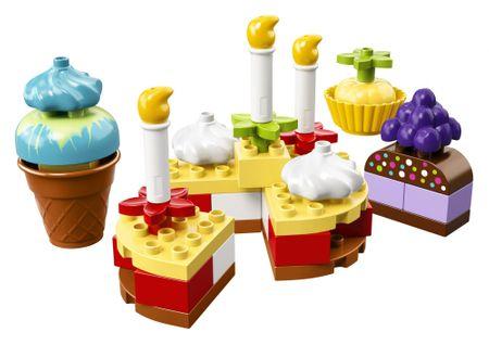 LEGO LEGO DUPLO® 10862 Moje pierwsze świętowanie