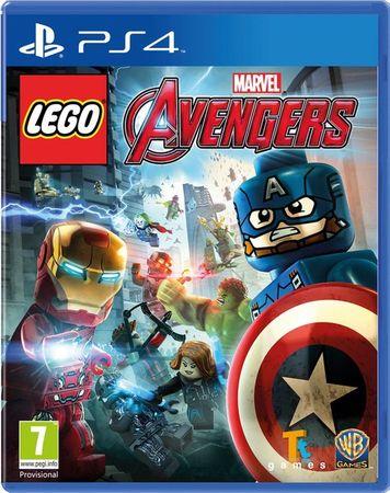 Warner Bros Lego: Marvel's Avengers (PS4)