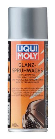 Liqui Moly zaščitno razpršilo Gloss Spray Wax, 400 ml