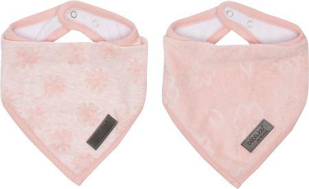 Bebe-jou Bandana slinček Fabulous 2 kosa, roza