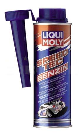 Liqui Moly dodatek za izboljšanje izgorevanja Speed Tec Benzin, 250 ml
