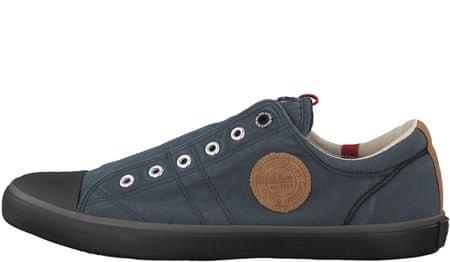 s.Oliver férfi sportcipő 43 sötét kék