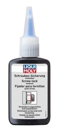 Liqui Moly sredstvo proti odvijačenju Schrauben Sicherung Mittelfest, 50 g
