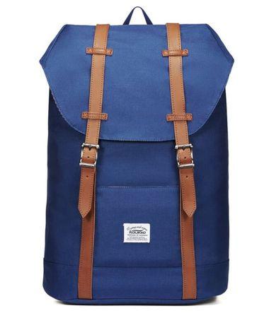 Kaukko ruksak Cozy Coala, plavi