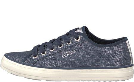 s.Oliver női sportcipő 37 sötét kék