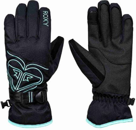Roxy Poppy Gloves J Glov True Black L