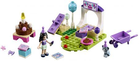 LEGO Juniors 10748 - Emma kisállat partija