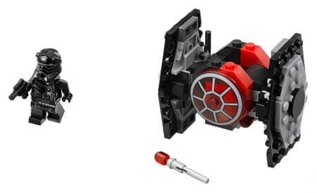 LEGO Star Wars™ 75194 - Első rendi TIE Vadász™ Microfighter