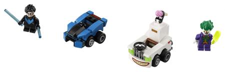 LEGO Super Heroes 76093 Mighty Micros: Nightwing™ vs. Joker™