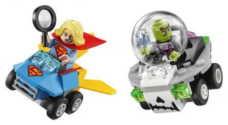 LEGO Super Heroes 76094 - Mighty Micros: Supergirl™ és Brainiac™ összecsapása